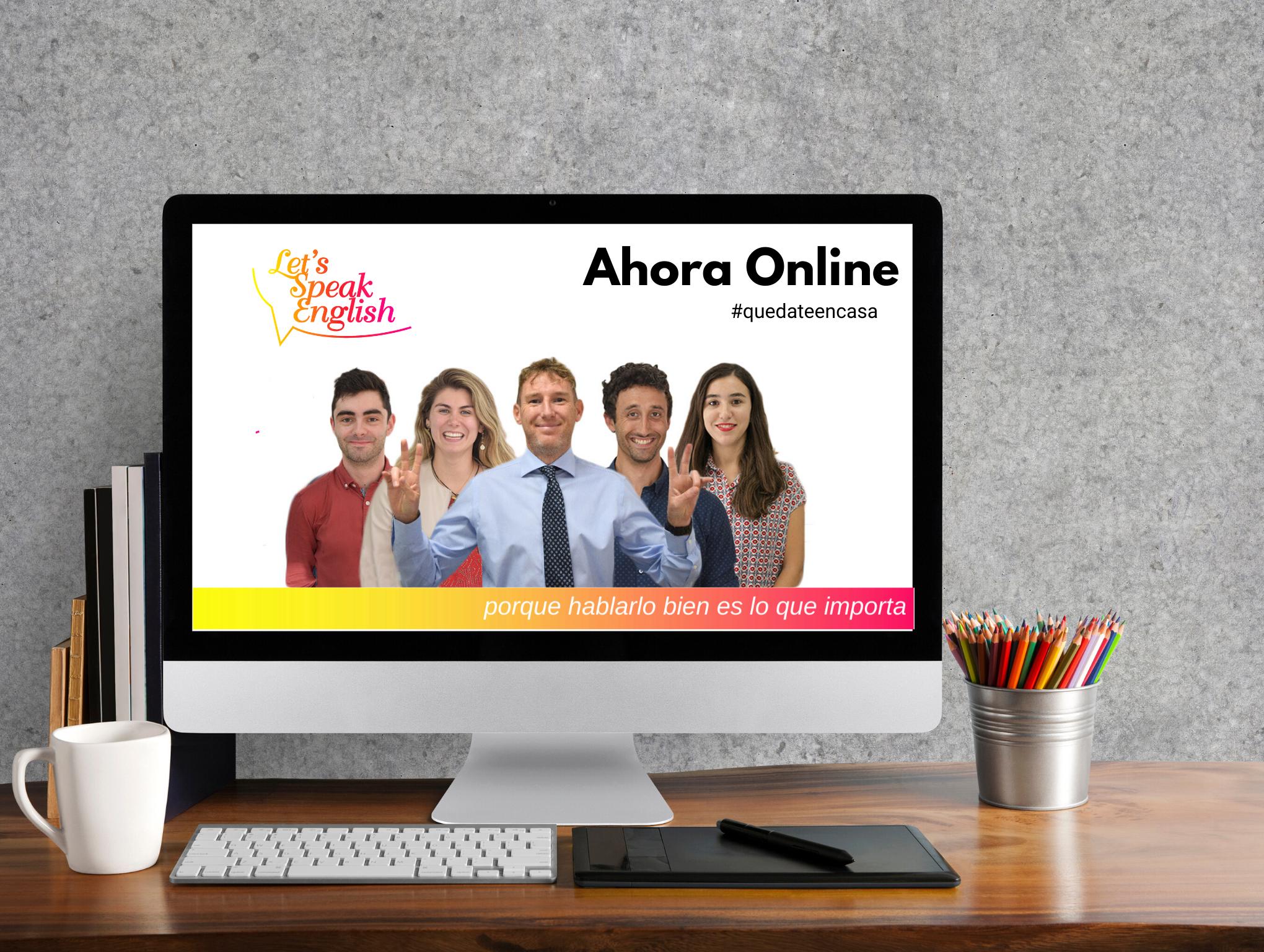 Academia de Inglés online en Santander   Let´s Speak English